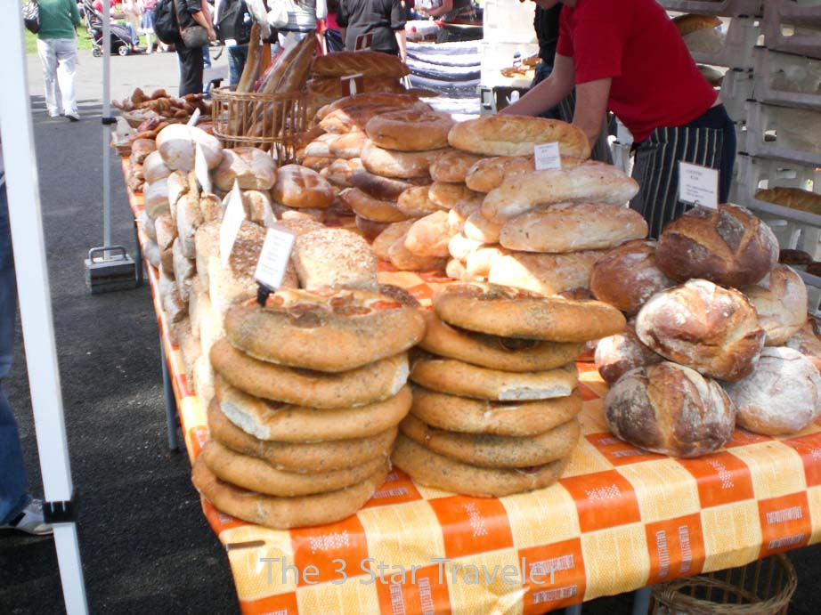 Dun Laoghaire Sunday Market | The 3 Star Traveler