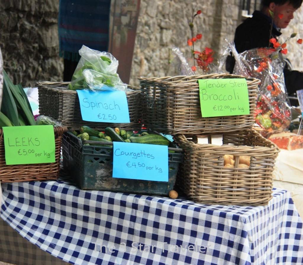 Kilkenny Farmer's Market | The 3 Star Traveler