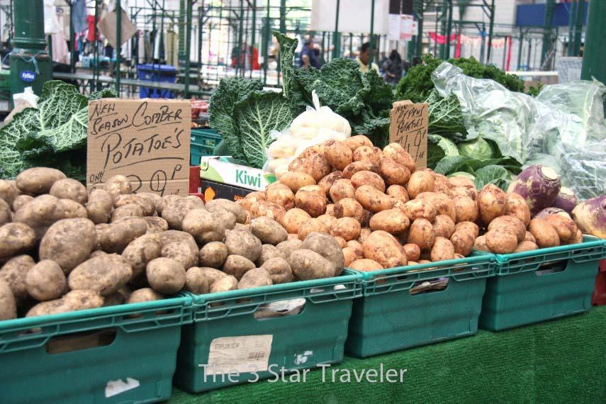 St. George's Variety Market in Belfast | The 3 Star Traveler