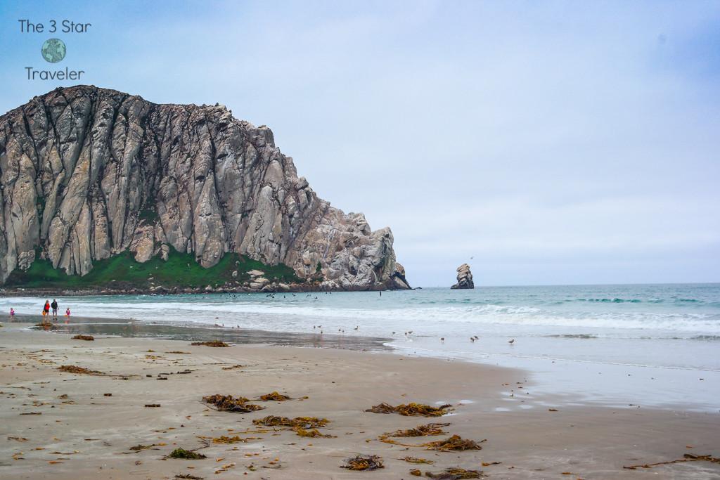 Morro Rock | California Travel | The 3 Star Traveler