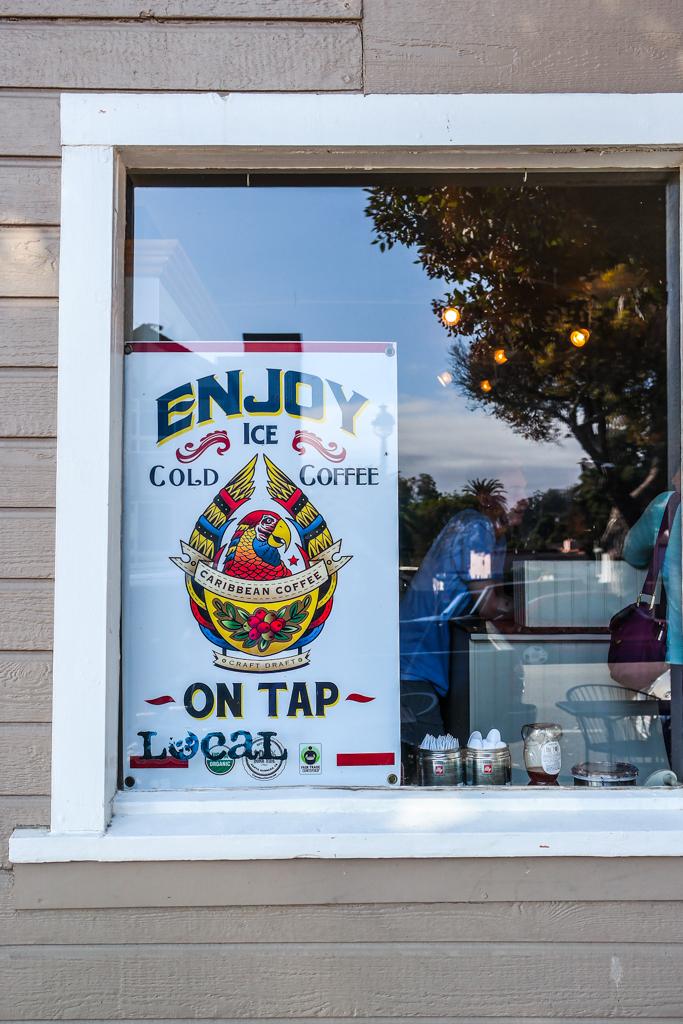 Rock Espresso Bar in Morro Bay, California | The 3 Star Traveler