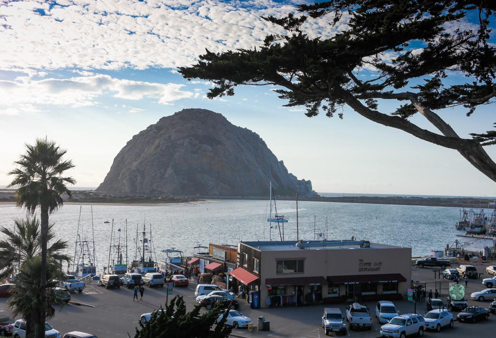 Morro Rock on an October morning | California Travel | The 3 Star Traveler