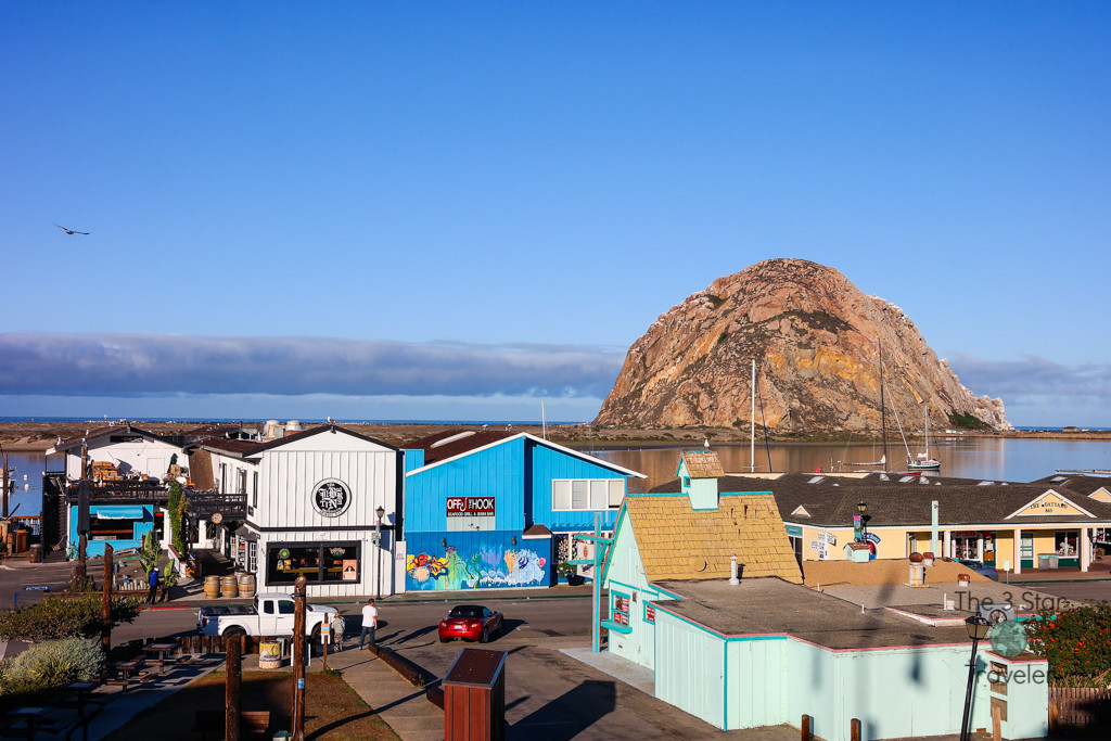 A Weekend in Morro Bay, California | The 3 Star Traveler