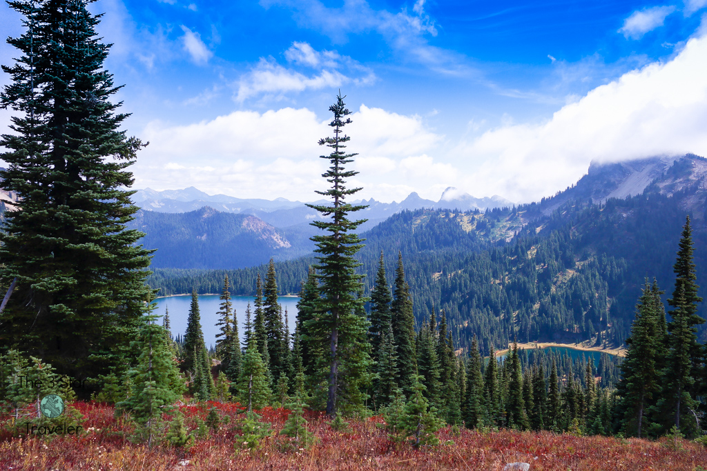 Tipsoo Lake and Naches Peak Loop Trail, Wenatchee National Forest | National Parks Tips | The 3 Star Traveler