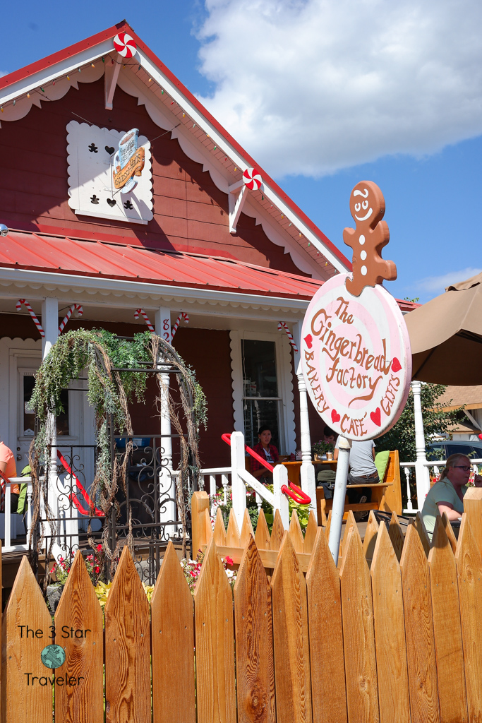 The Gingerbread Factory in Leavenworth, WA