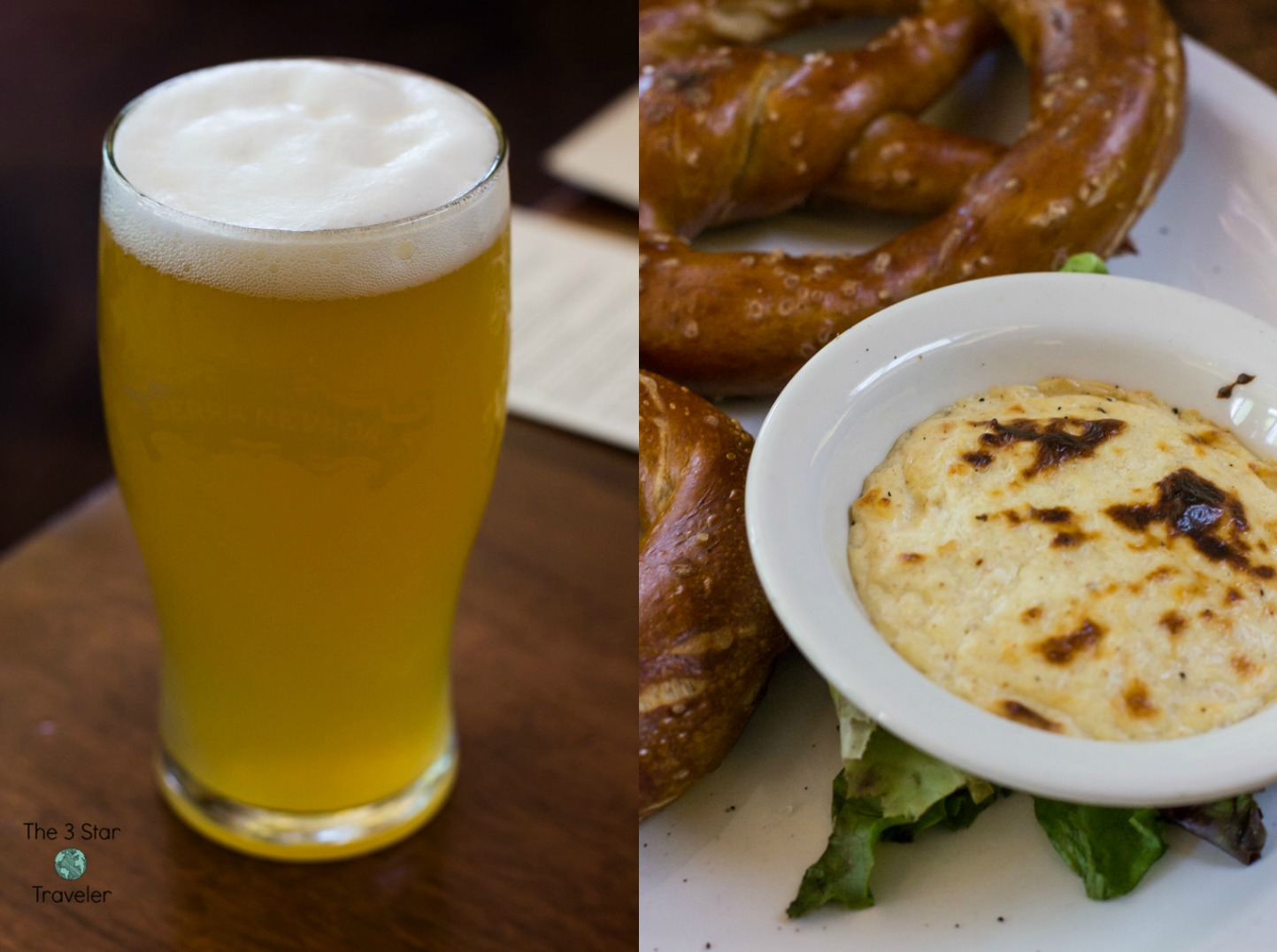 Beer Cheese Dip | Sierra Nevada | Chico California Road Trip | The 3 Star Traveler