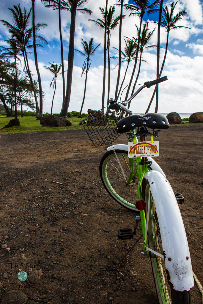 Bike Rentals from Kapa'a Beach Shop in Kauai | 5 Ways to Stay Active in Kauai | The 3 Star Traveler