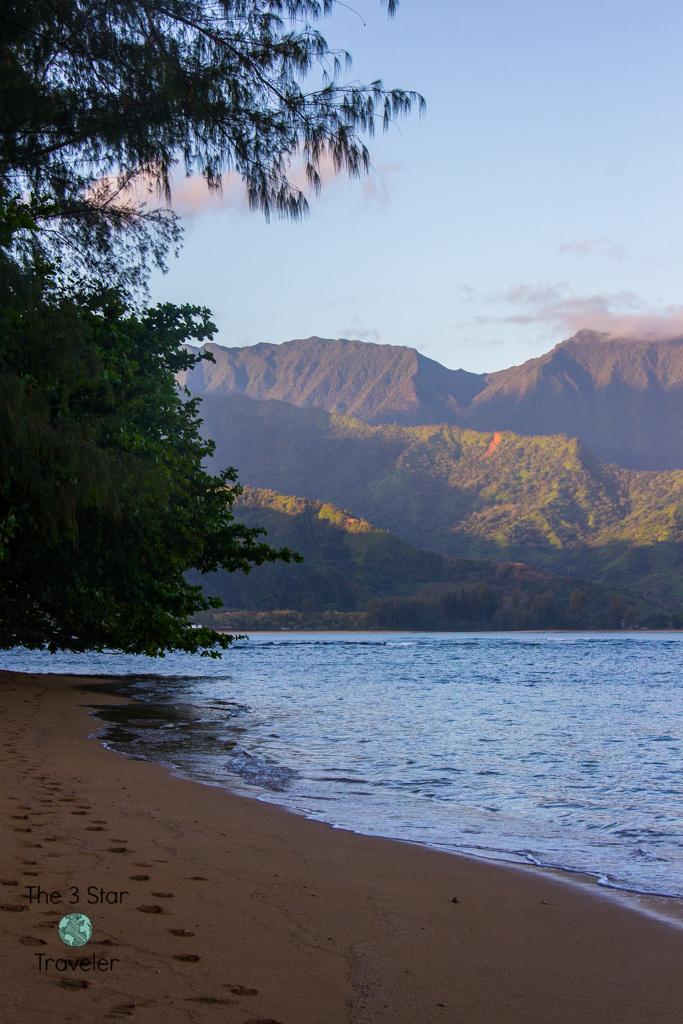 Pu'u Poa Beach Kauai