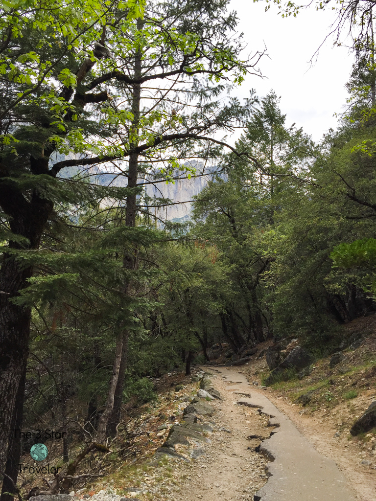 Yosemite National Park Camping And Hiking In Pictures