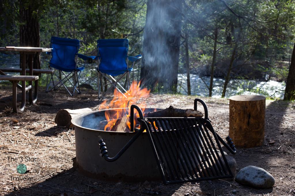 Wawona Campground, Yosemite | The3StarTraveler.com